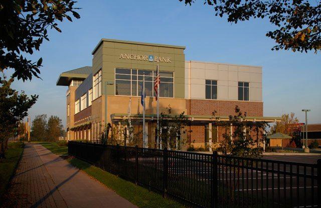 Bank Architecture - Anchor Bank - Burnsville-1 APPRO Development