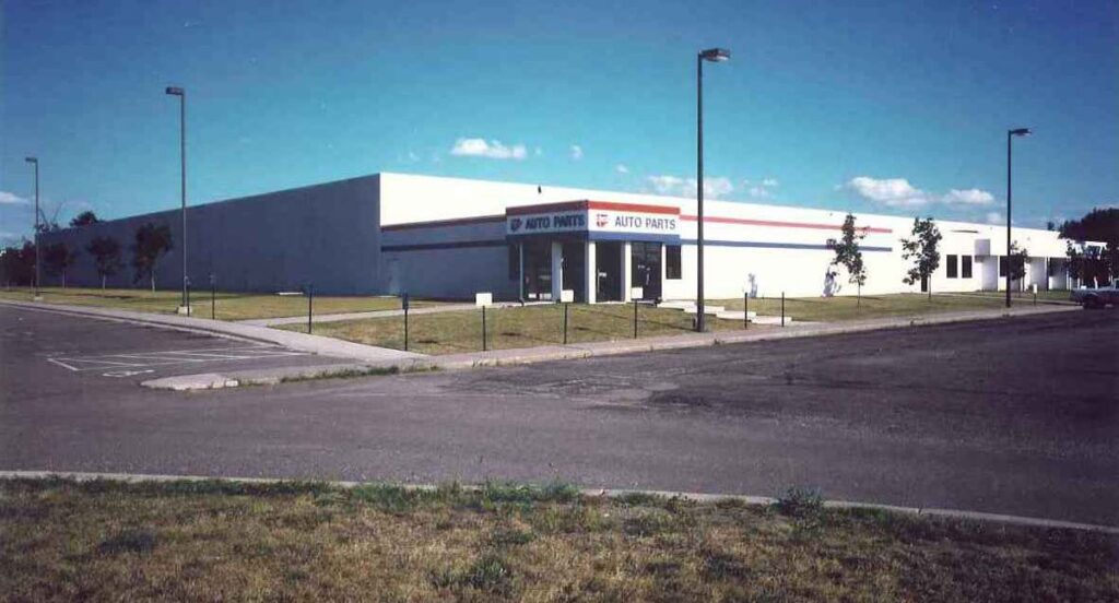 Distribution Center Construction complete for CarQuest by APPRO Development