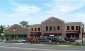 Retail Architect APPRO Development completed project for Schoolhouse Square