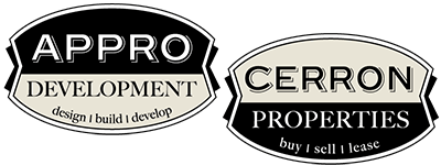 appro and cerron dual logo