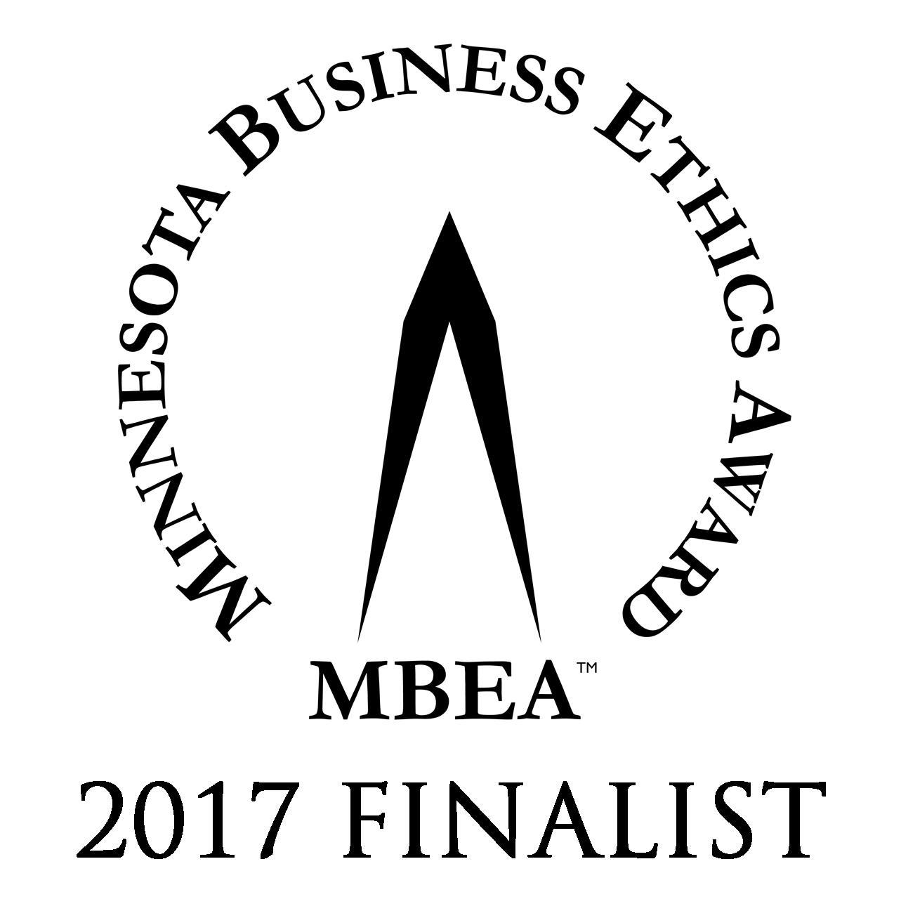 2017 MBEA Finalist