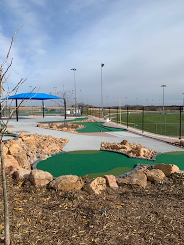 Miracle League Mini Golf Lakeville MN
