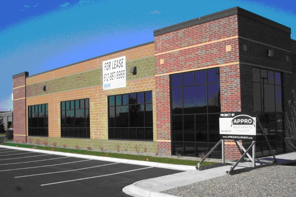 Lakeville Office Warehouse for Airlake Southcreek Business Park-1by APPRO Development