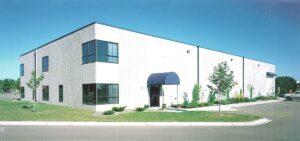 Precast Concrete Building for Atlas Specialized Transport by APPRO Development