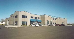 Commercial Building Project for Crystal Lake Auto Ext by APPRO Development