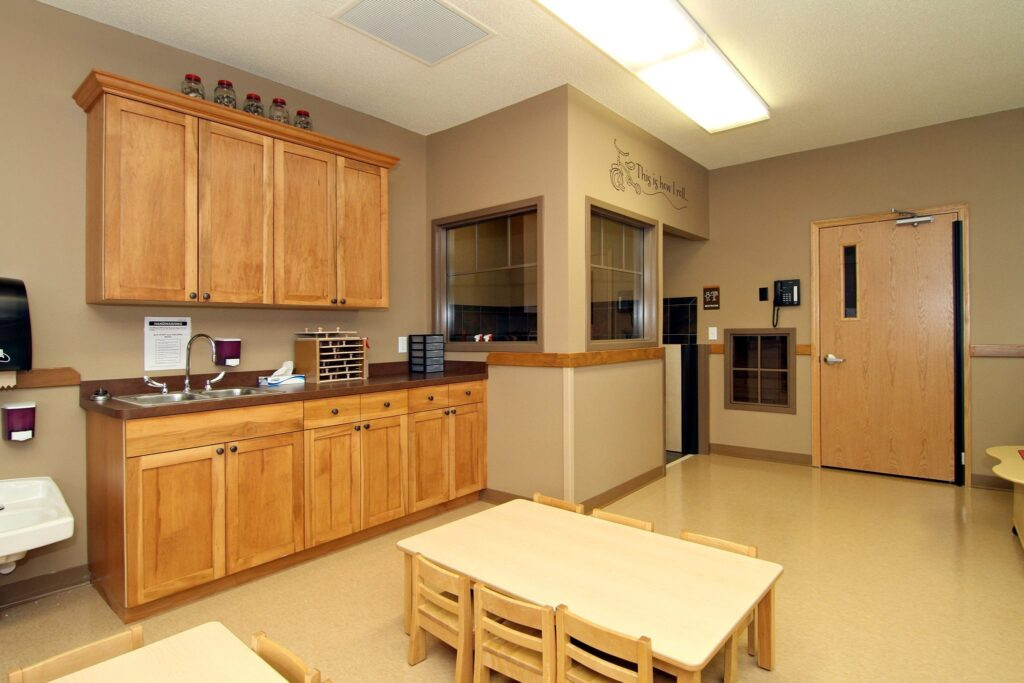 Remodel Project Daycare - Final - Anna's Bananas Daycare Facility Northfield MN