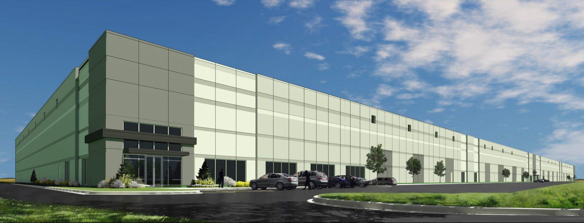 Industrial Real Estate Development