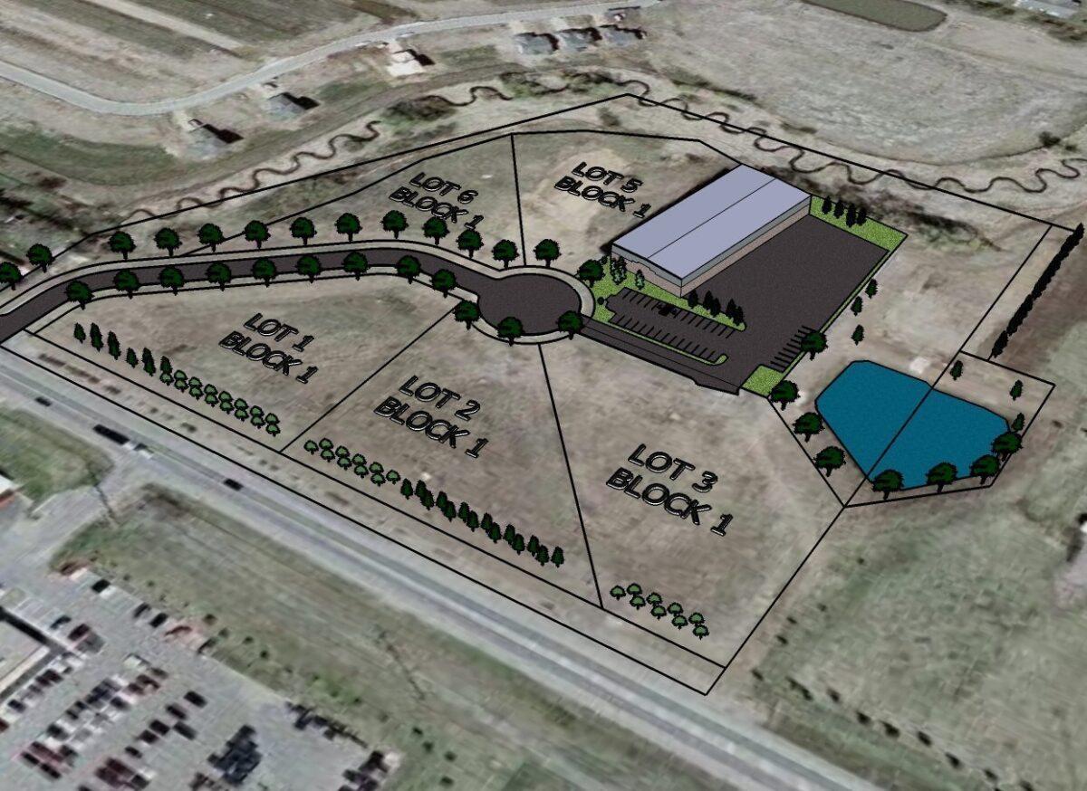 Land Development - Creekside Business Park - Lakeville - MN
