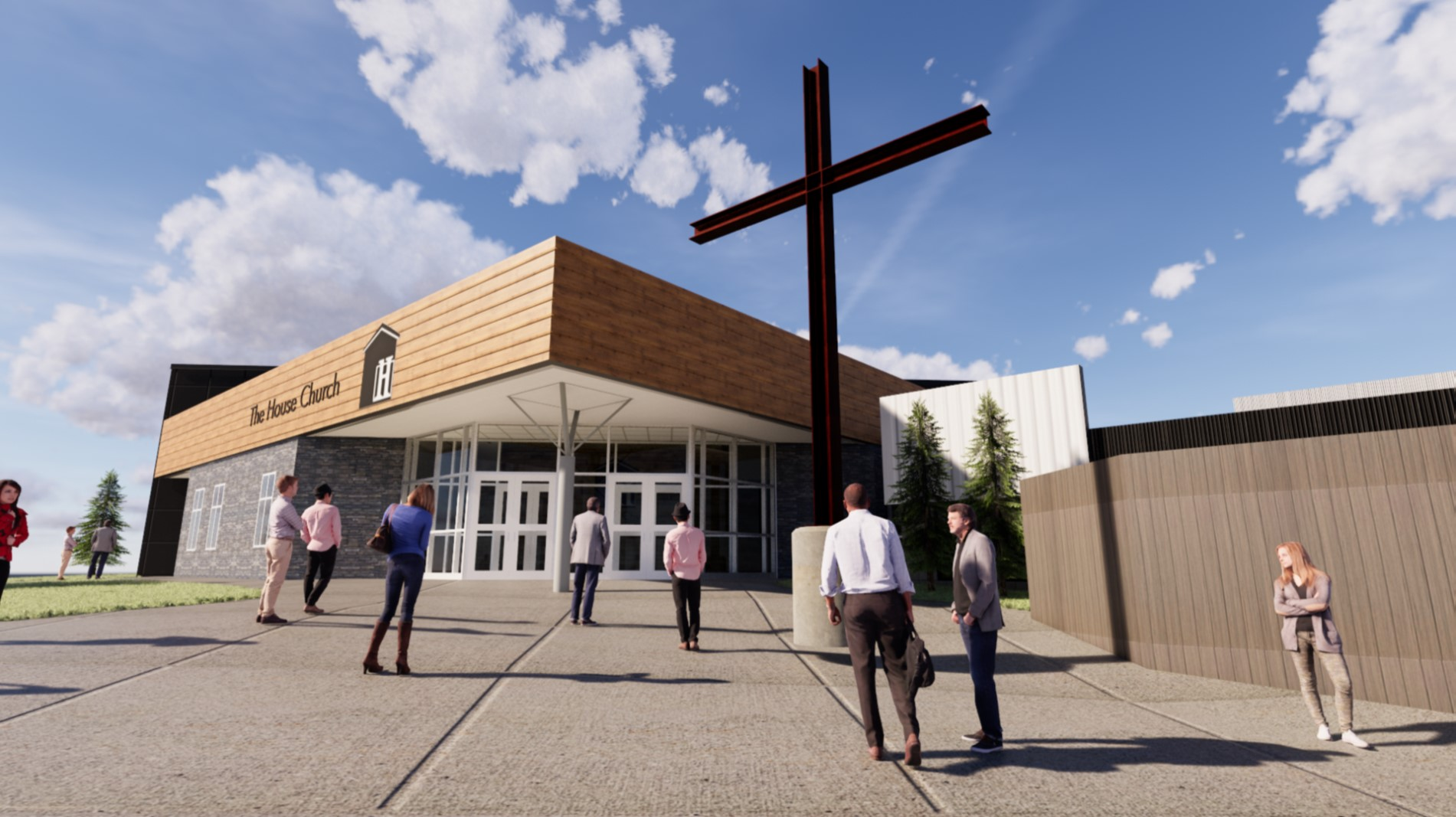 New Construction in Eagan, MN - The House Church
