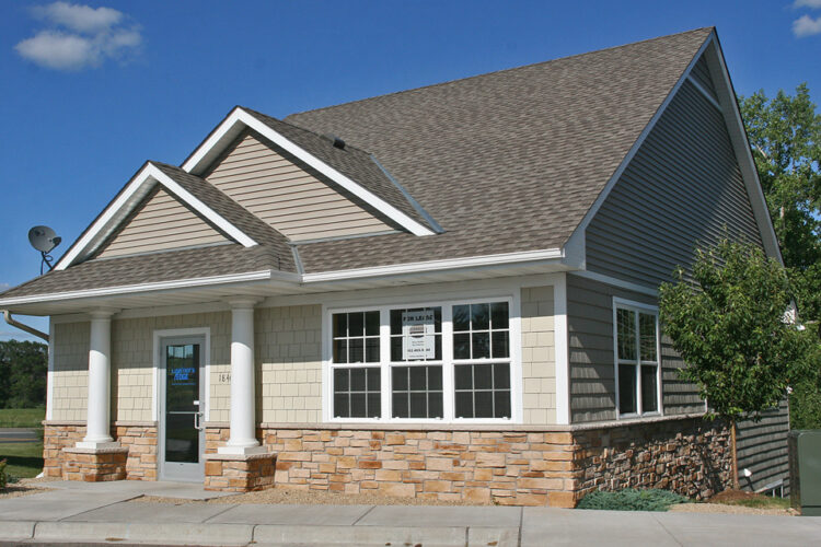 Freestanding office building available sale or lease 18466 Kenyon Avenue