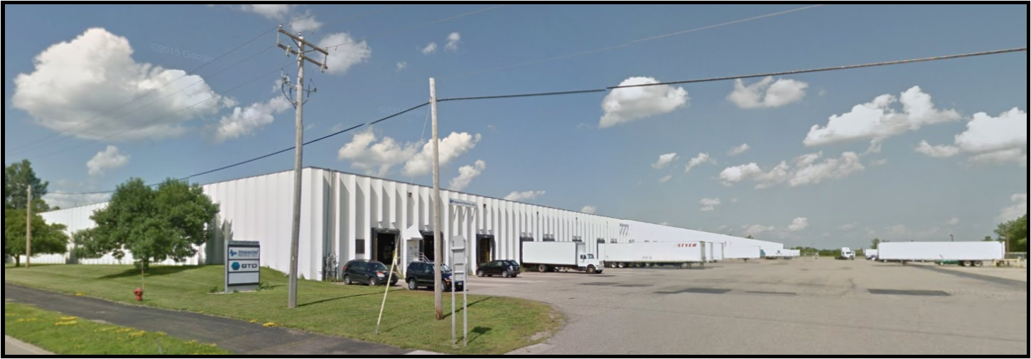 MN Industrial Lease Space