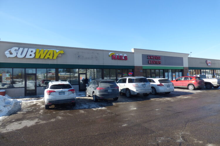 Retail Suite to Rent