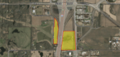 I-35 Land Available South Metro