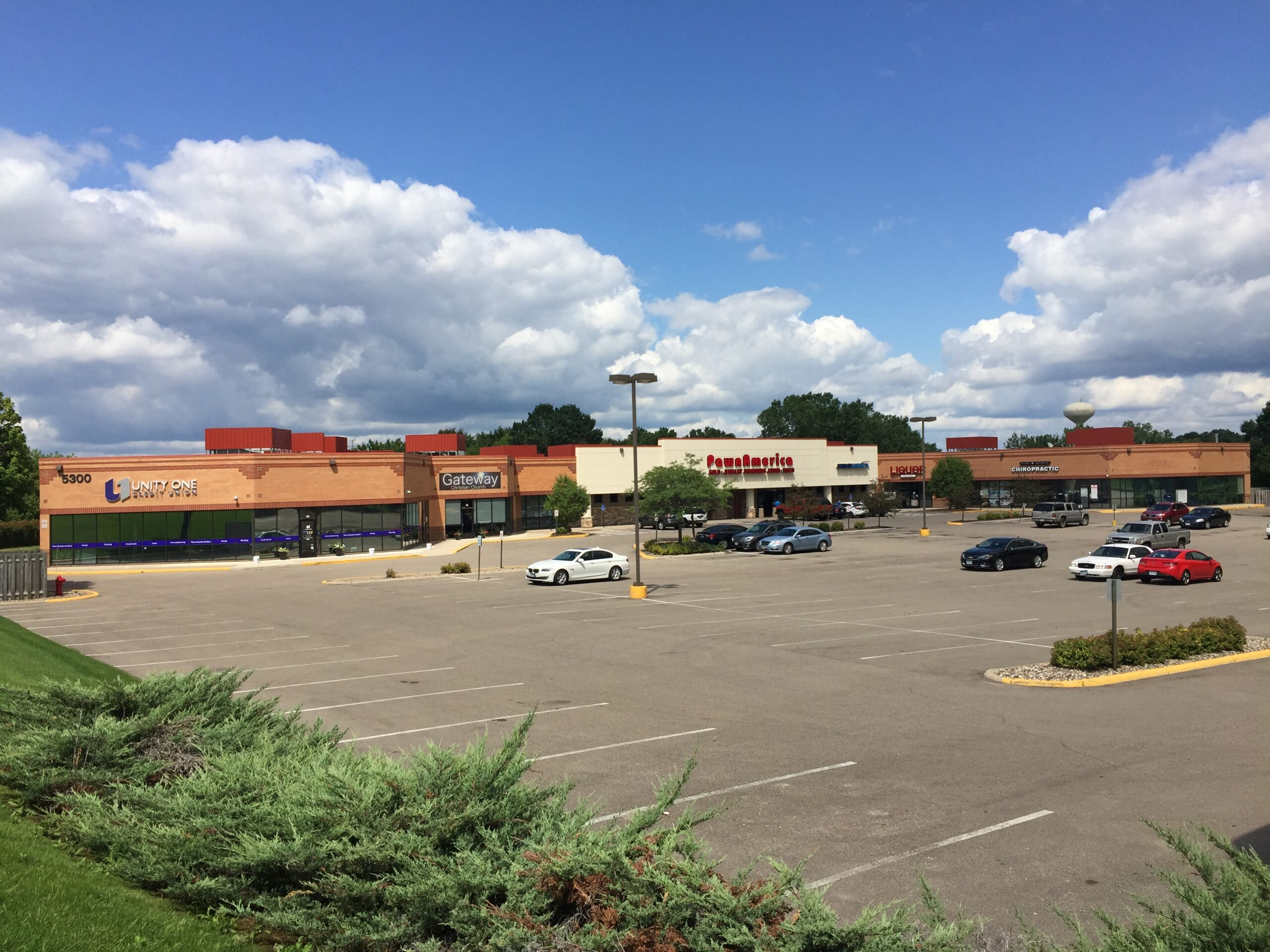 office retail lease space