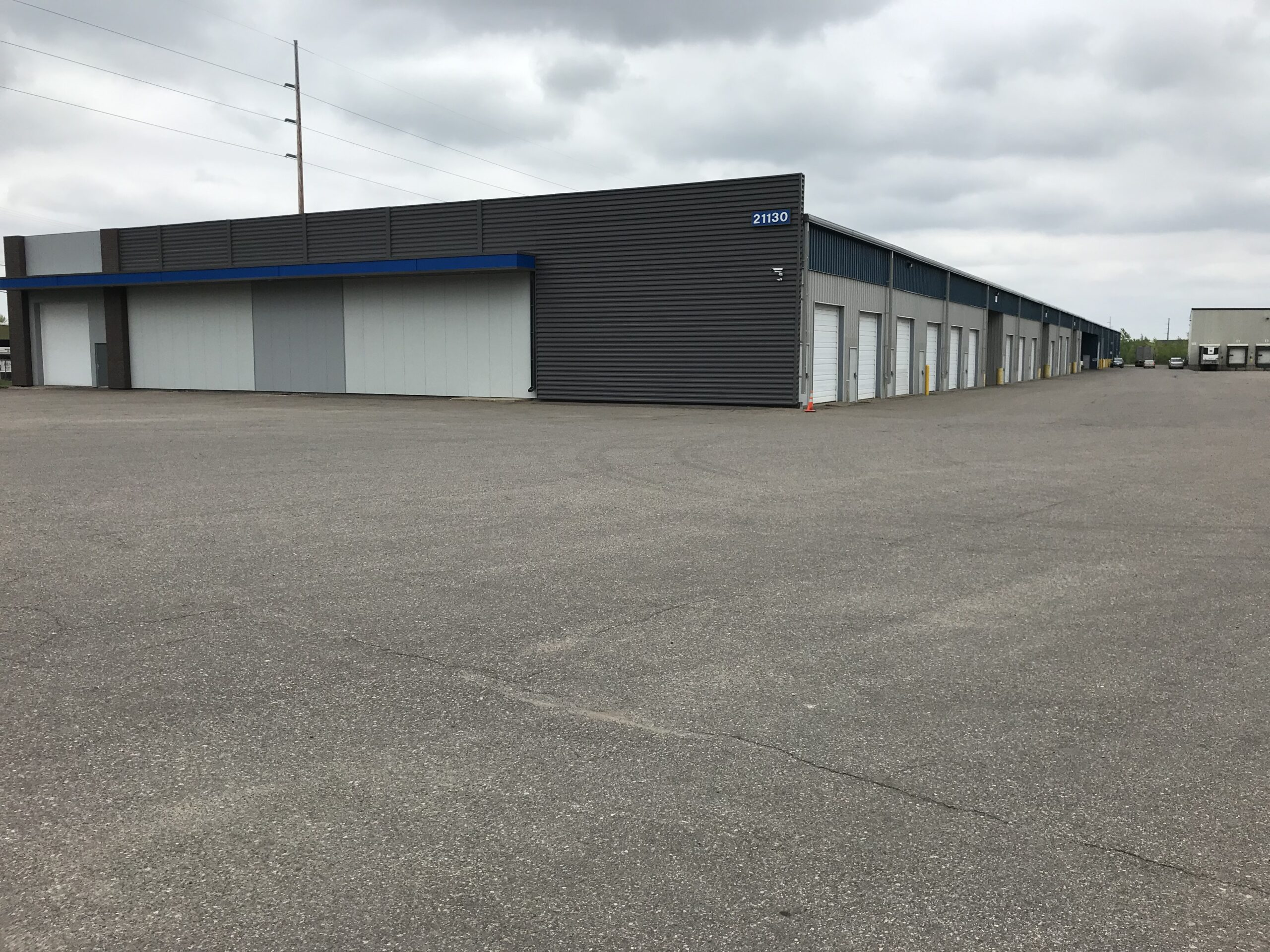 Warehouse Lease Space