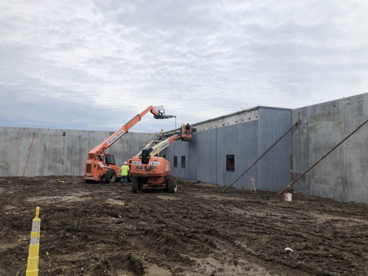 Delmar New Building Project 09-2021-11